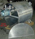 GIUSTI 850 litre vessel