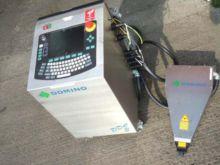 Domino DDC3 laser coding system