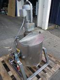 71 litre mixing vessel