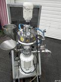Fryma Koruma vacuum mixer/homog