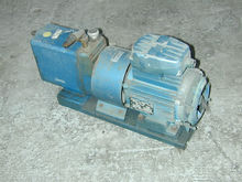 Genevac vacuum pump
