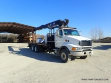 2005 Sterling Acterra 4×2 Reading Service Body ServiceTruck+