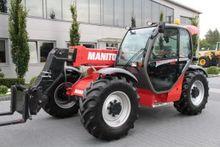 2012 Manitou MLT 735-120 LSU  P