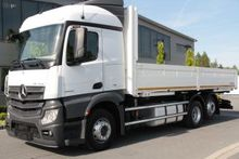 2014 MERCEDES-BENZ FLATBED ACTR