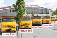 2011 KAMAZ TIPPERS 5 UNITS!!