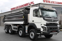 2015 Volvo FMX 460 8X6 TIPPER K