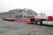 2007 ES-GE LOW-LOADER 4 AXLES S