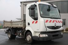 2008 RENAULT 2 AXLE BACKSIDE TI