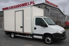 2013 IVECO DAILY 35C15 ISOTHERM