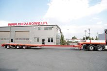 2011 HRD 3 AXLES EXTENSIBLE LOW
