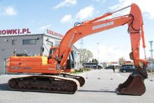 2012 DOOSAN DX 255 LC 25 tons