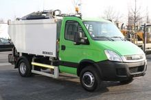 2011 IVECO GARBAGE REFUSE TRUCK