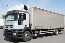 2007 IVECO STRALIS 310 CURTAIN