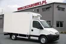 2011 IVECO DAILY 35S12C REFRIGE