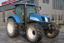 2007 NEW HOLLAND AGRICULTURAL T