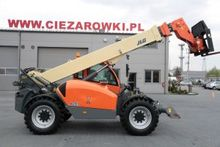 2009 JLG TELESCOPIC LOADER JLG