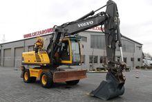 2008 VOLVO EW 180 B 20 tones DE