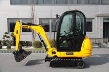 2013 JCB 8014 CTS LIKE NEW ONLY