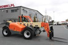 2010 JLG TELESCOPIC LOADER 3513