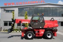 2008 Manitou TELESCOPIC LOADER