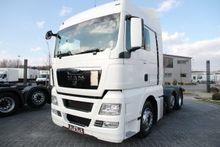 2013 MAN 6x2 tractor unit MAN T