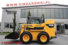 2013 GEHL MINI WHEEL LOADER 664