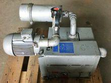 1990 BECKER vacuum-pump