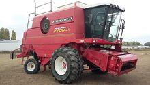 2001 Laverda LX2760 Combine har
