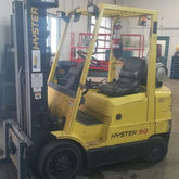 Used 1999 Hyster S50