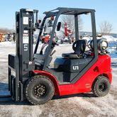2013 UN Forklifts UN FL2.5T-JG