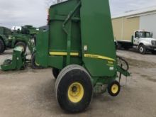 Used John Deere 569 Silage Special Baler for sale | Machinio