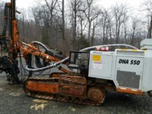 Drilling Equipment : Tamrock DH
