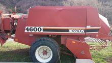 1990 Hesston - Fiatagri 4600 La