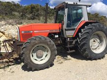 1992 Massey Ferguson 3680 Farm
