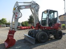 Used Takeuchi TB 295 W Excavator for sale | Machinio