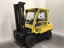 2007 Hyster H4.0FT6