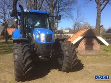 2016 New Holland -   T6.160 AC
