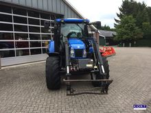 2012 New Holland -   T6020