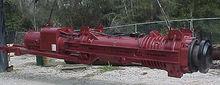 Delmag D30  Diesel hammer