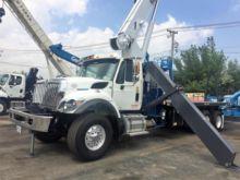 2015 Manitex 2892C Mobile Crane