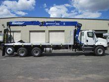 2014 Manitex PL74 Mobile Cranes