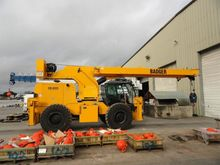 2013 Badger CD4415 Mobile Crane