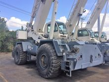 2001 Terex RT555 Mobile Cranes