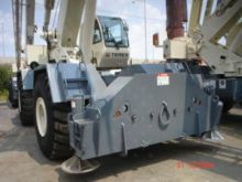 2008 Terex RT665 Mobile Cranes