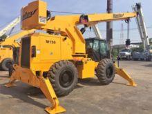 2015 Manitex M150 Mobile Cranes