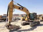 2011 Cat 320DL Track Excavator