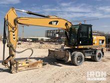 2012 Cat M318D Wheel Excavator