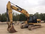 2012 Cat 320DL Track Excavator