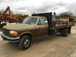 1995 Ford F Super Duty Flatbed
