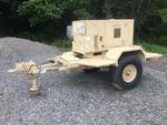 1994 Libby MEP-803A 10kW Gen Se